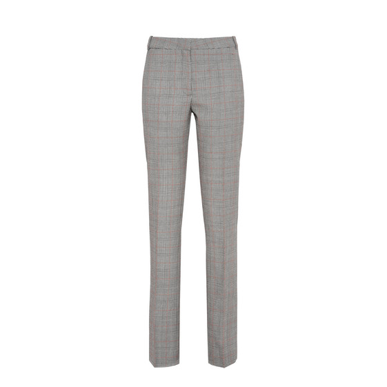 Jodi Grey Check Trousers
