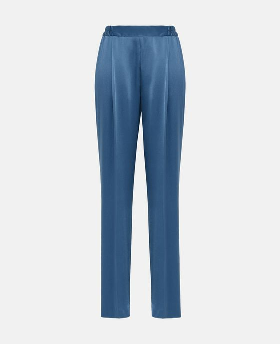 Azure Blue Cicely Trousers