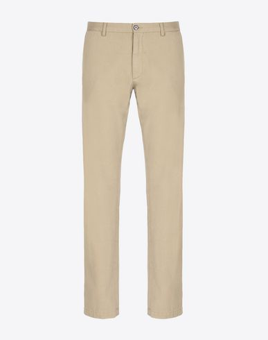 MAISON MARGIELA Slim fit chino trousers Casual pants U f