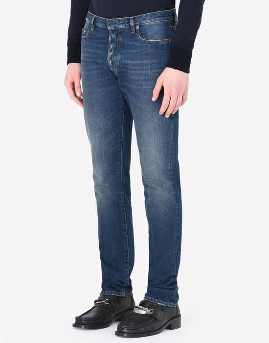 MAISON MARGIELA Slim fit 5-pocket jeans Jeans U r