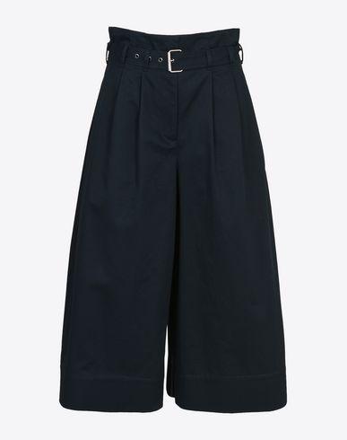 MAISON MARGIELA Casual pants D Cotton gabardine culottes f