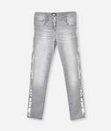 KARL LAGERFELD GREY SLIM-FIT JEANS 8_f