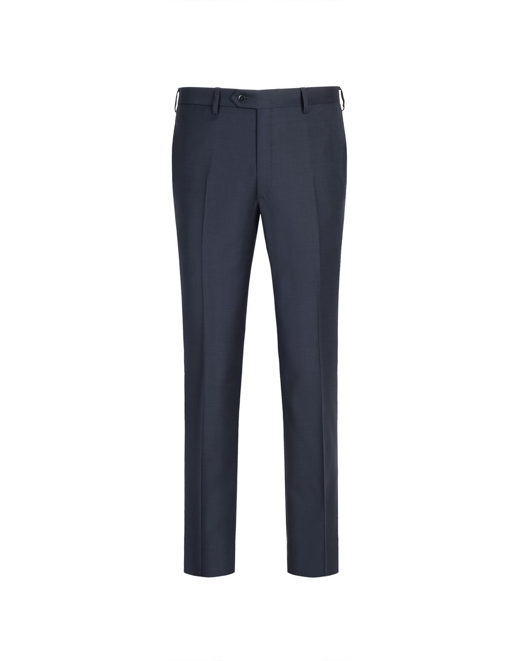 BRIONI Blue Navy Megeve Trousers Trousers [*** pickupInStoreShippingNotGuaranteed_info ***] f
