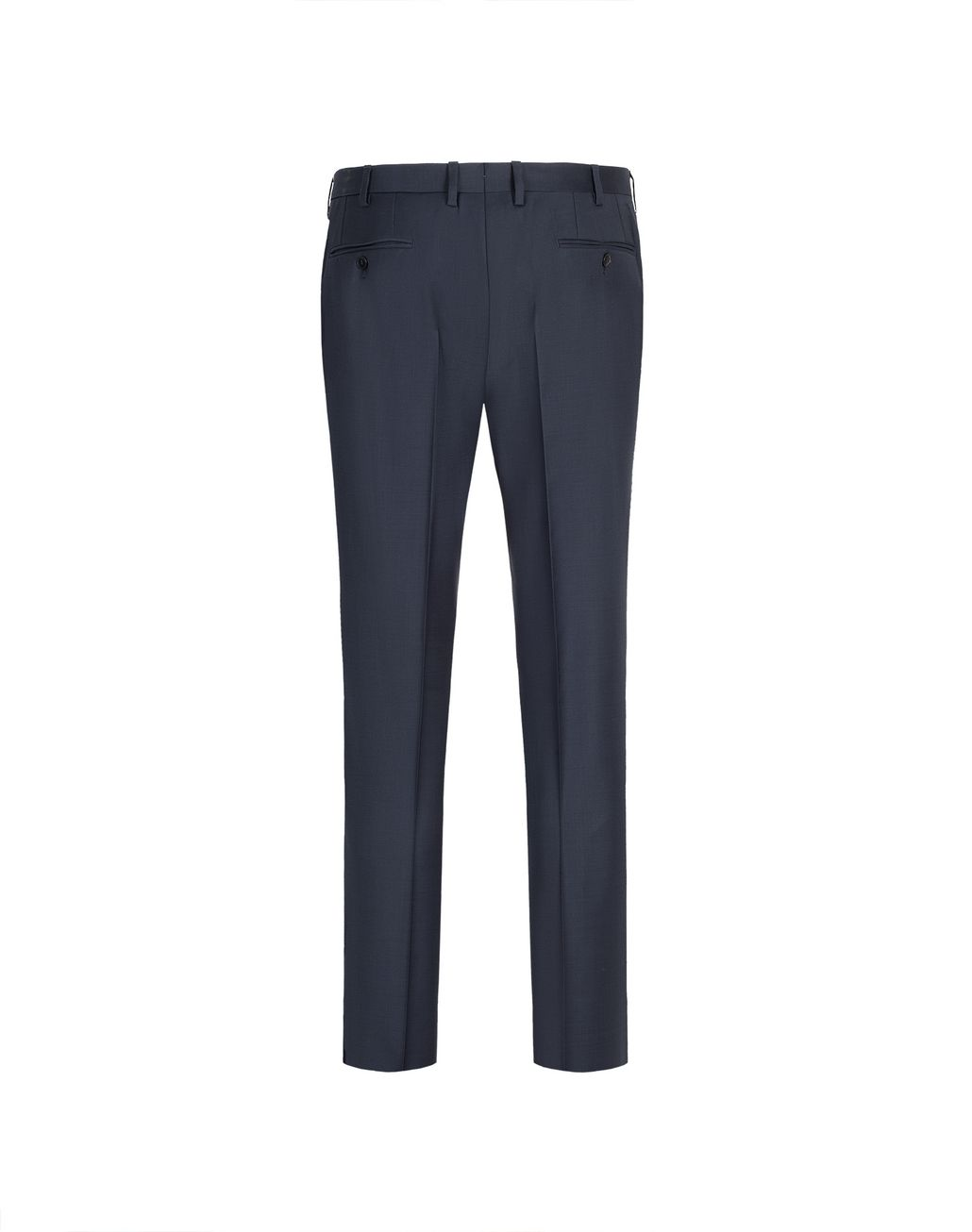 BRIONI Blue Navy Megeve Trousers Trousers [*** pickupInStoreShippingNotGuaranteed_info ***] r