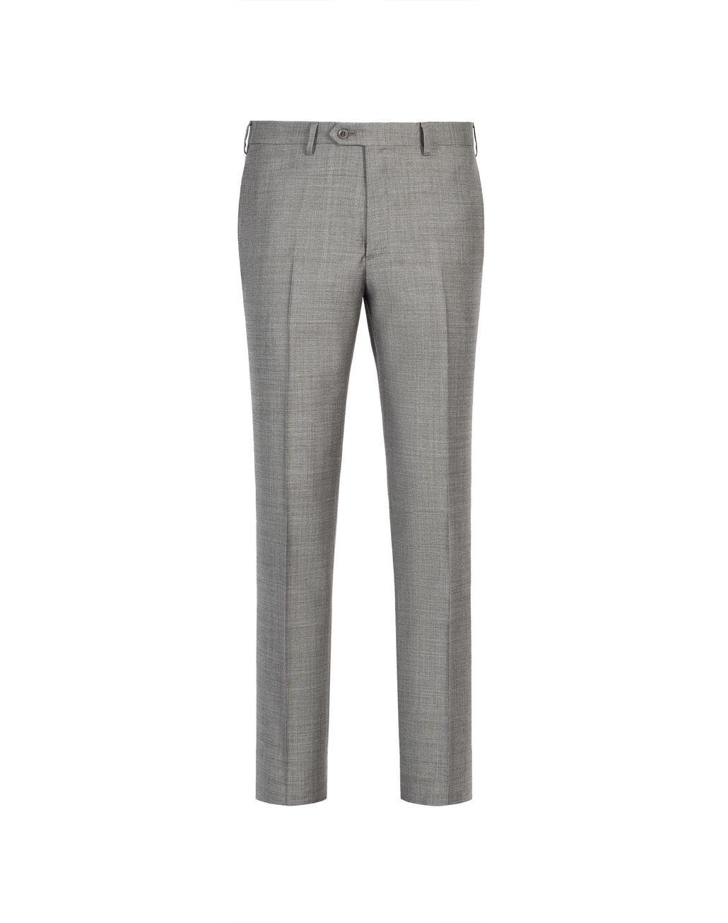 BRIONI Grey Megeve Trousers Trousers [*** pickupInStoreShippingNotGuaranteed_info ***] f
