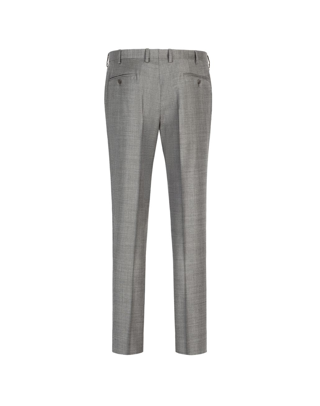 BRIONI Gray Megeve Trousers Trousers [*** pickupInStoreShippingNotGuaranteed_info ***] r