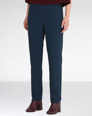 MM6 by MAISON MARGIELA Casual pants D Relaxed polyester trousers f