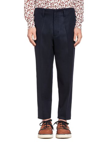 Marni Pants in wool cloth Man
