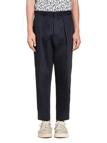 Marni Cotton pants Man
