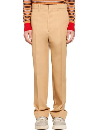 Marni Pants in techno gabardine Man