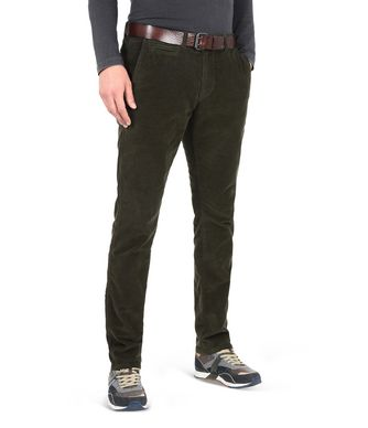 NAPAPIJRI MANA  MAN CHINO TROUSERS,MILITARY GREEN