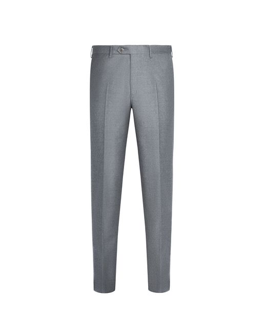 Grey Megeve Trousers