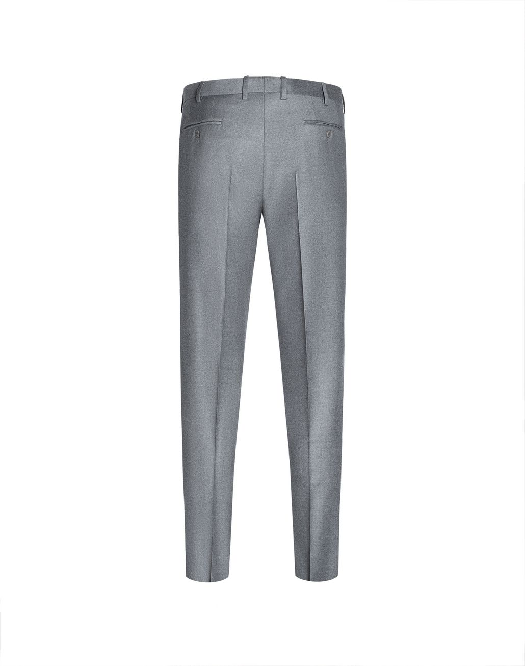 BRIONI Gray Megeve Pants Trousers Man r
