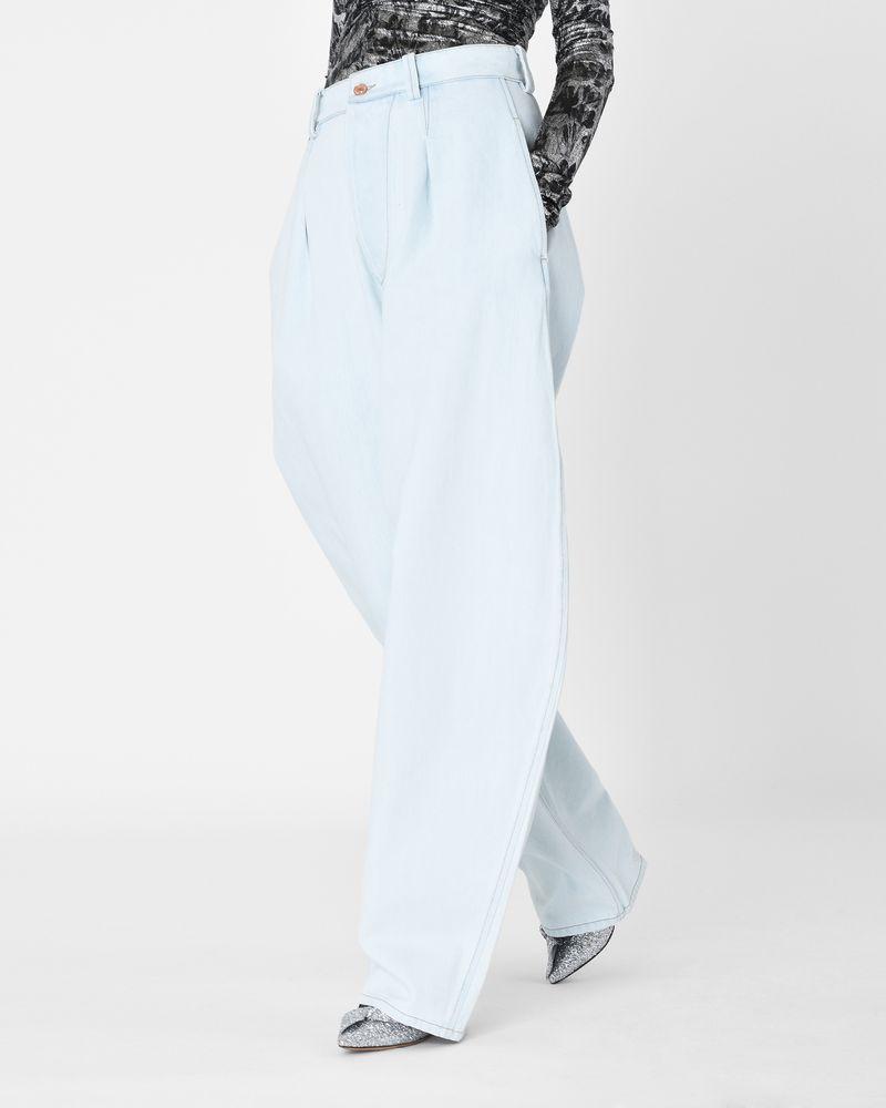 NETERY high waist oversize jeans  ISABEL MARANT