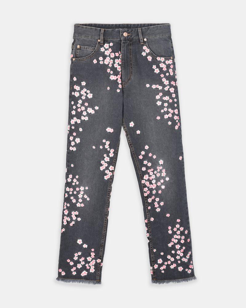 Holan embroidered jeans Isabel Marant CKHr9Bi1XK