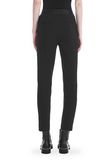ALEXANDER WANG SLIM FIT TROUSERS WITH BALL CHAIN TRIM 裤装 Adult 8_n_a