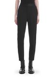 ALEXANDER WANG SLIM FIT TROUSERS WITH BALL CHAIN TRIM 裤装 Adult 8_n_d