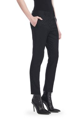 CROPPED SKATER PANTS WITHBALL CHAIN