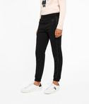 KARL LAGERFELD Lace Up Sweatpants W/ Patches 8_f