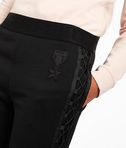 KARL LAGERFELD Lace Up Sweatpants W/ Patches 8_r