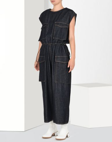 MM6 MAISON MARGIELA Jumpsuit D 4-pocket denim jumpsuit f