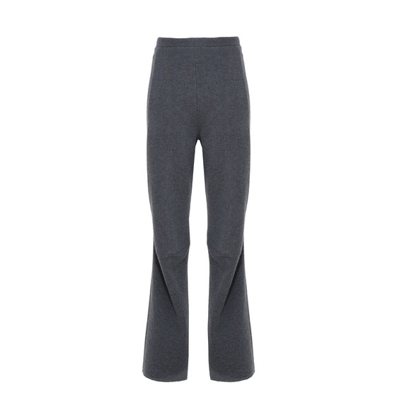 Knit Gray Pants