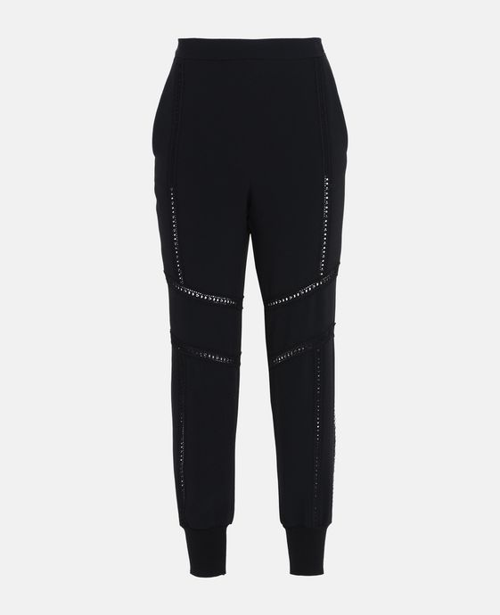 Black Libby Trousers