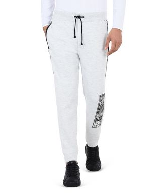 NAPAPIJRI MAYON MAN SWEATPANTS,LIGHT GREY
