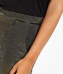 KARL LAGERFELD Gold Tuxedo Pants 8_e
