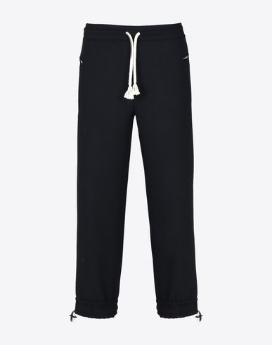 MAISON MARGIELA Wool blend sweat pants Casual pants U f