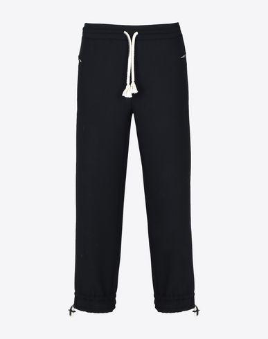 MAISON MARGIELA Pantalon U Pantalon de survêtement en mélange de laine f