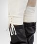 BOTTEGA VENETA LATTE CAVALRY TWILL PANT Skirt or pant Woman ap