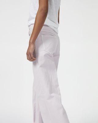 ISABEL MARANT ÉTOILE JEANS Woman CABRIO jeans r