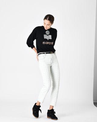ISABEL MARANT ÉTOILE JEANS Woman CORLIFF jeans r