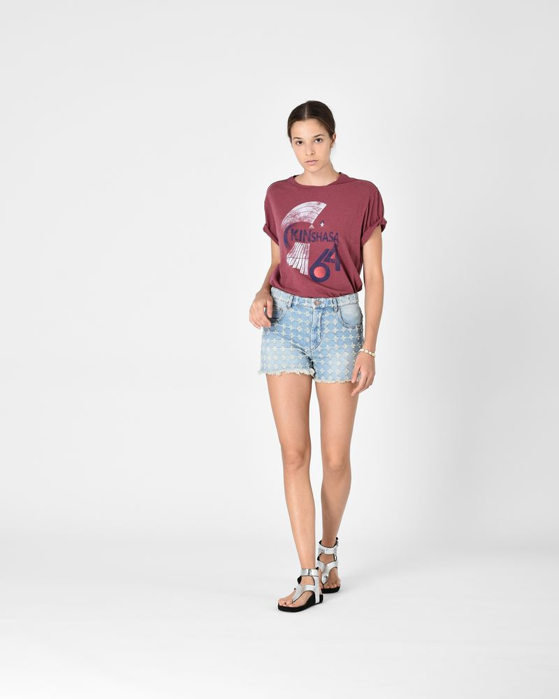 CELSA denim shorts ISABEL MARANT ÉTOILE