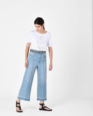 ISABEL MARANT ÉTOILE JEAN Woman CABRIO jeans r
