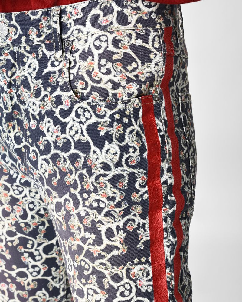 FLIFF printed jeans ISABEL MARANT ÉTOILE