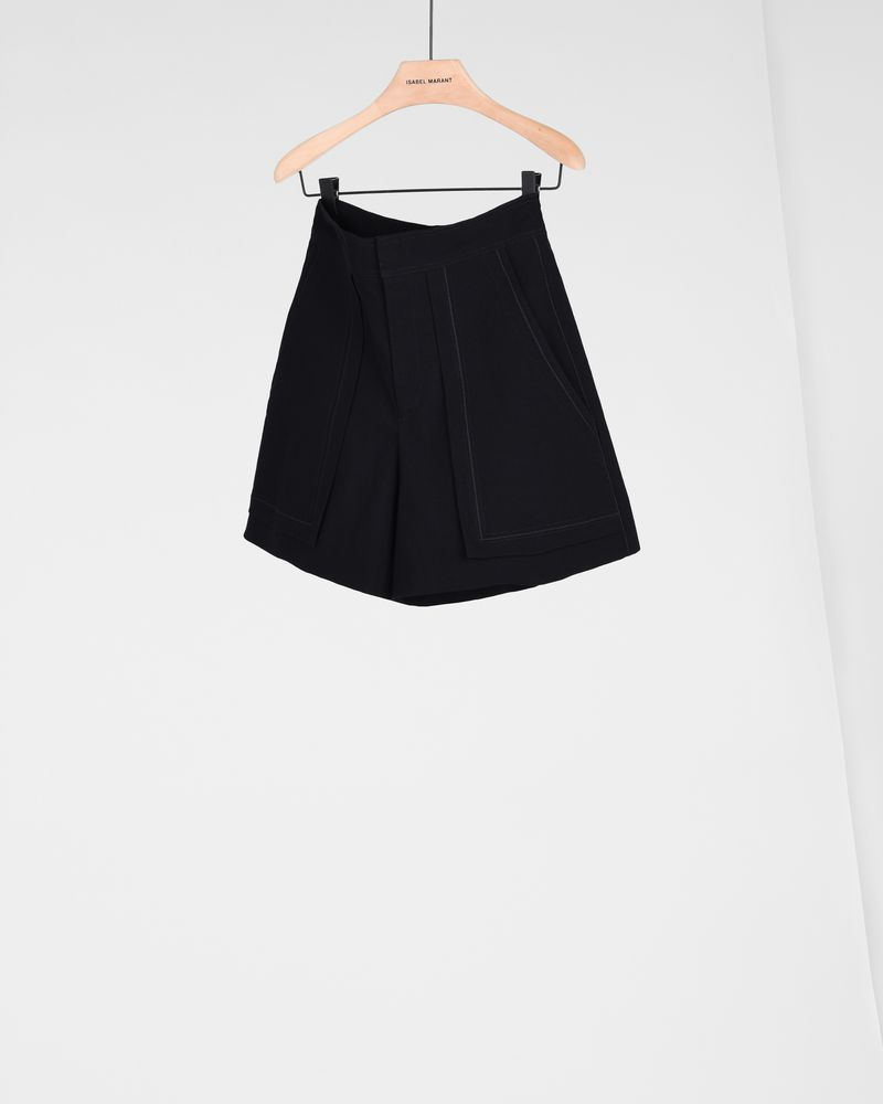 LUCKY stretch shorts ISABEL MARANT