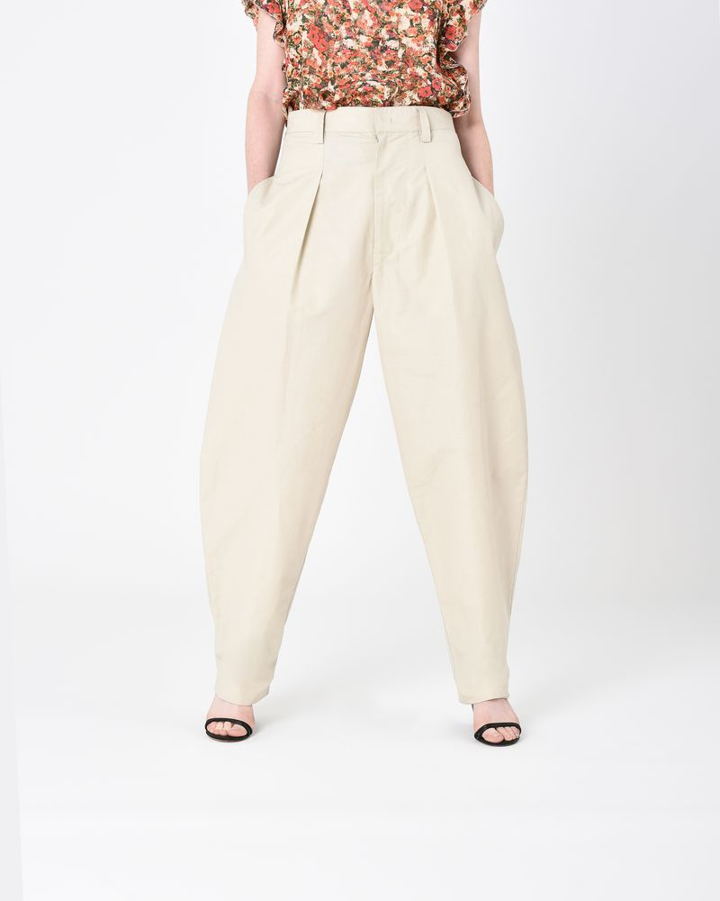 HEXI wide leg pants ISABEL MARANT