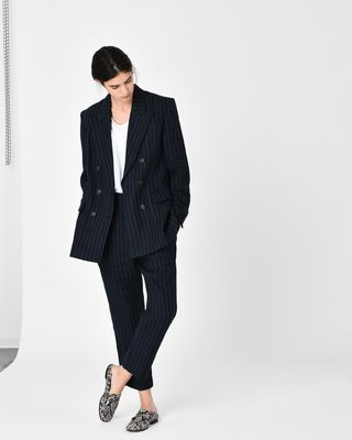 ISABEL MARANT ÉTOILE TROUSER Woman IDINI straight trousers r