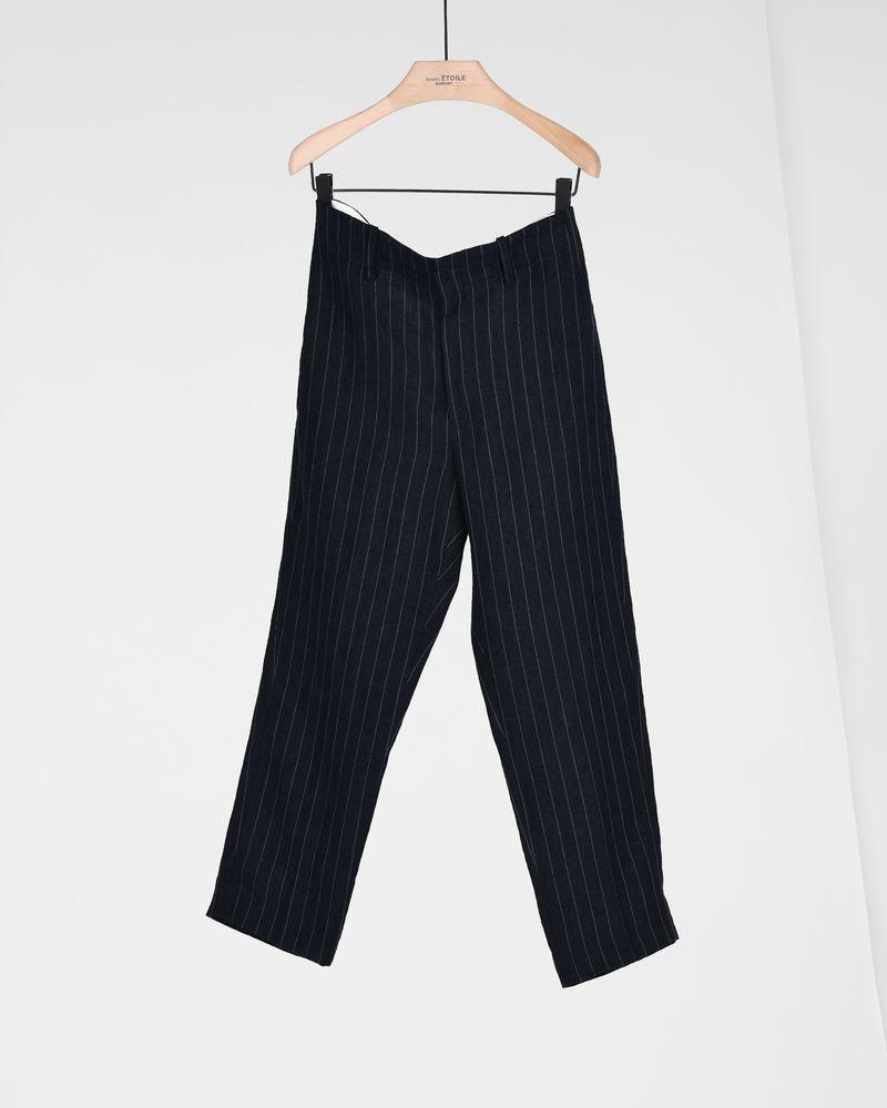 IDINI straight pants ISABEL MARANT ÉTOILE