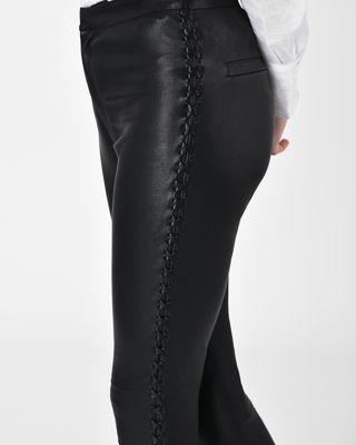 ISABEL MARANT TROUSER D PRETLEY leather trousers r