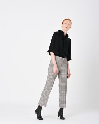 KANSLEY tailored trousers
