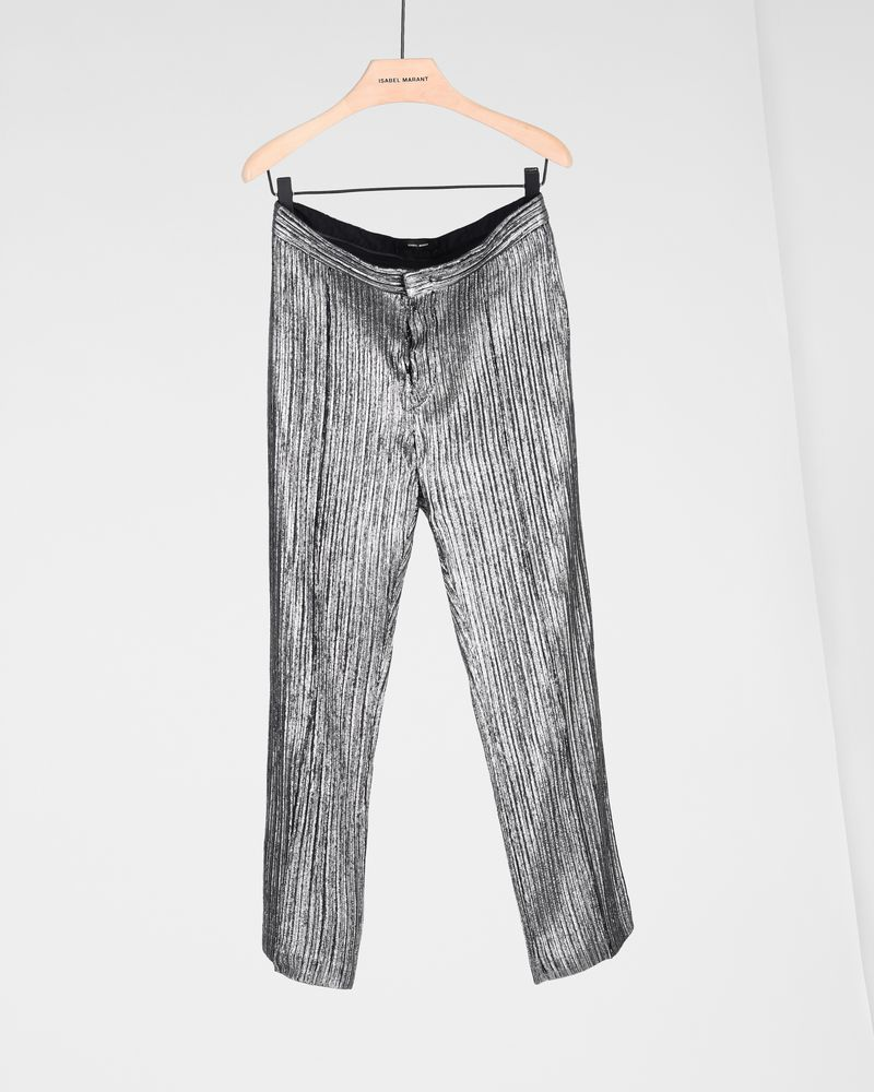 DANSLEY lurex pants ISABEL MARANT