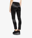 KARL LAGERFELD Karl Slim Fit Satin Trousers 8_r