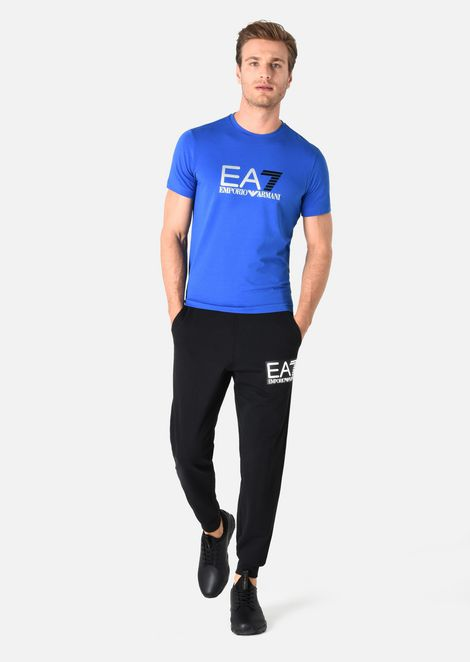 EMPORIO ARMANI T-shirt U T-SHIRT IN COTONE STRETCH f