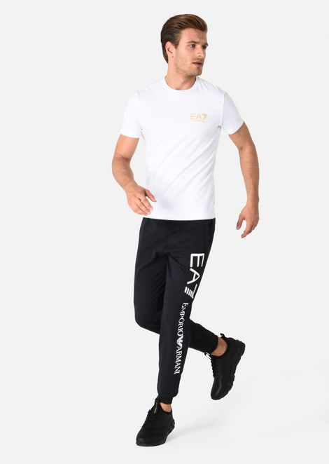 EMPORIO ARMANI Pantaloni in Felpa U PANTALONI IN COTONE f