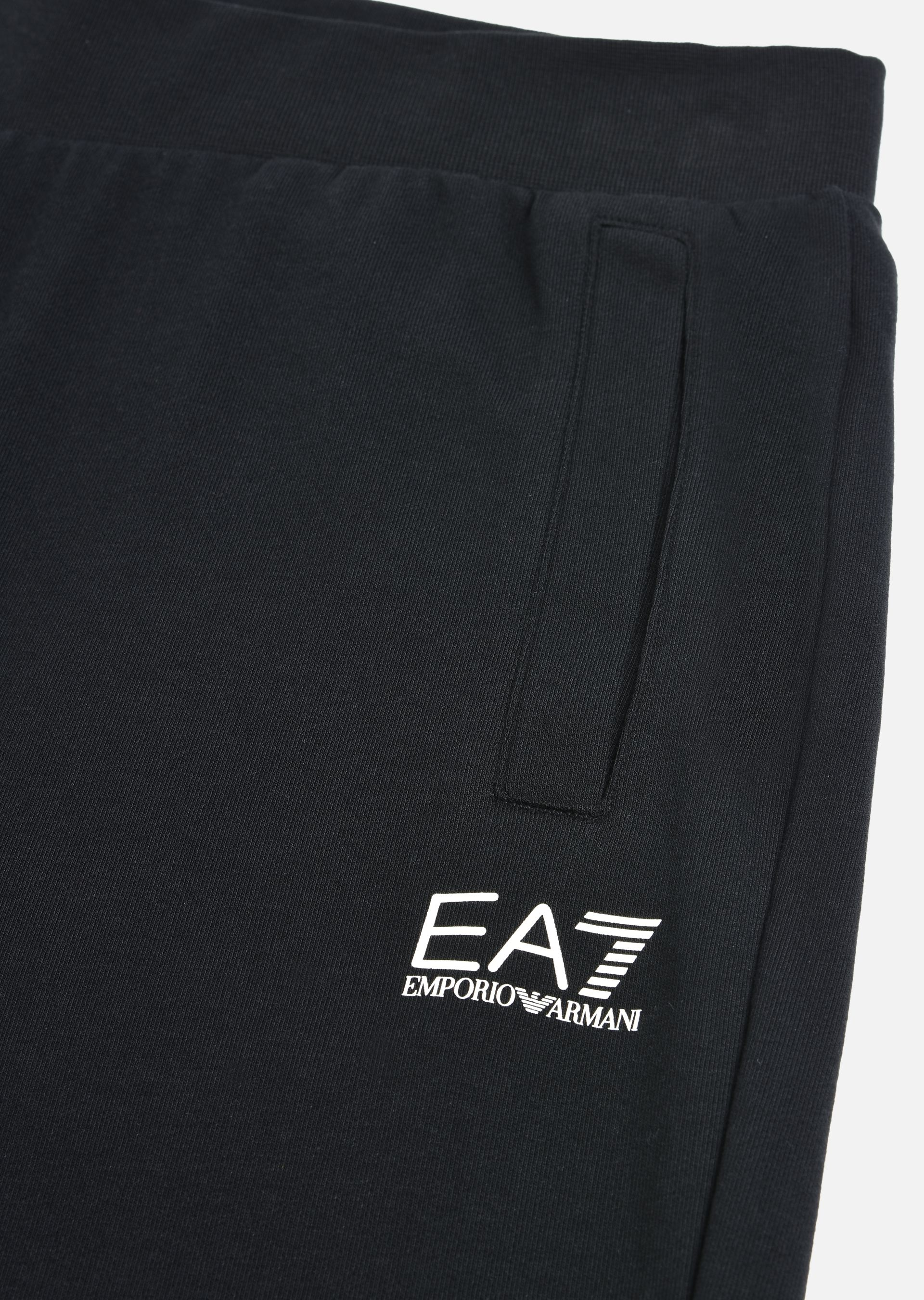 EMPORIO ARMANI Jogging trousers in stretch cotton Sweatpants D b