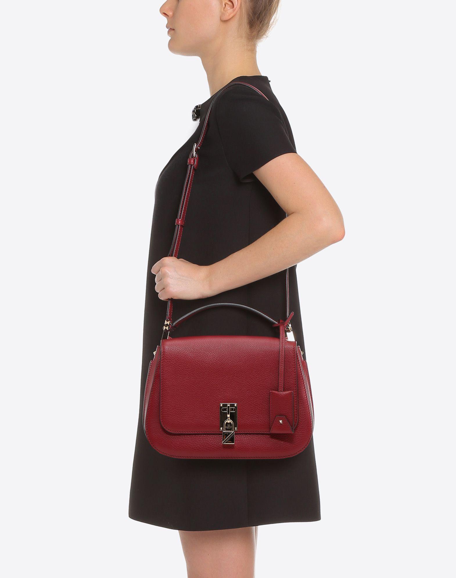 VALENTINO GARAVANI Joylock Messenger Bag Shoulder bag D a