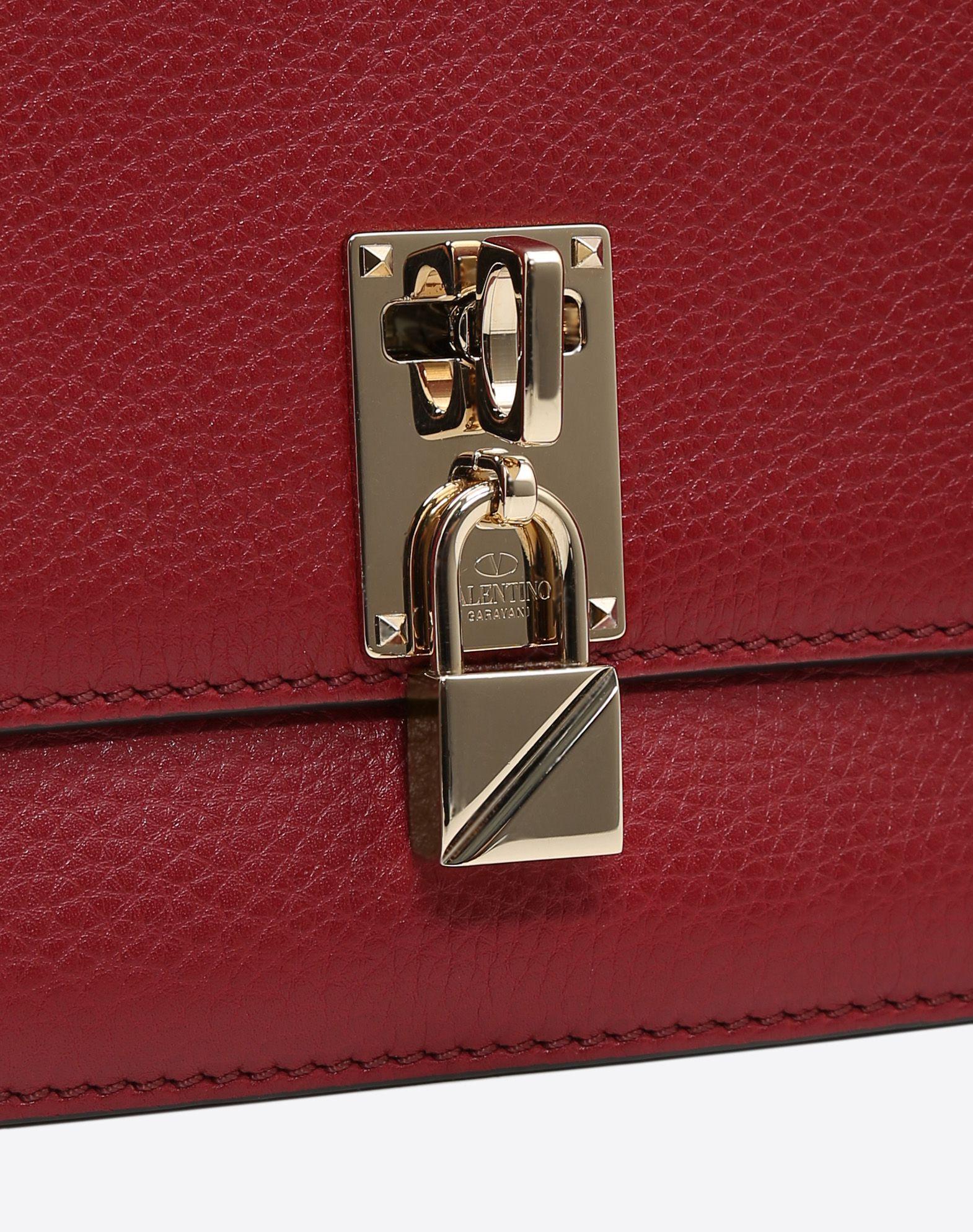 VALENTINO GARAVANI Joylock Messenger Bag Shoulder bag D b